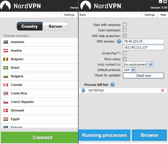 aucune censure avec un réseau vpn