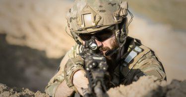 militaire en mission