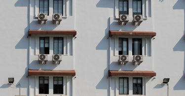 immeuble et climatisation