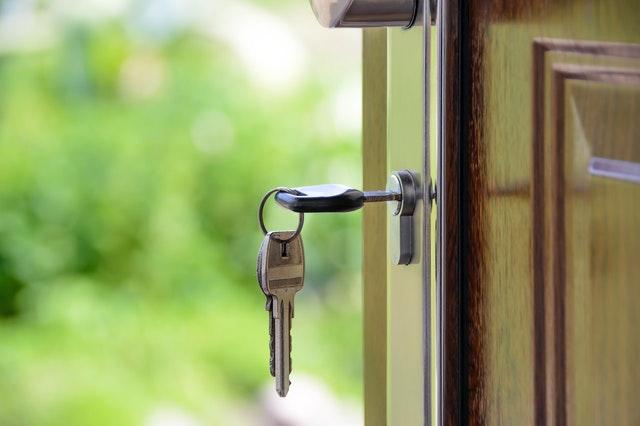 porte clef connecté